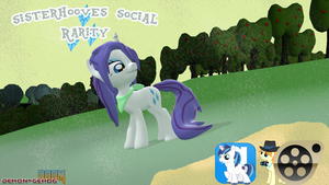 [DL]Sisterhooves Social rarity {update} by BeardedDoomGuy