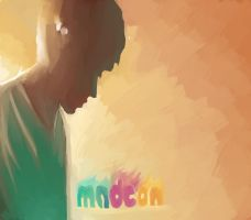Madeon by Cookiemonstercrumbs