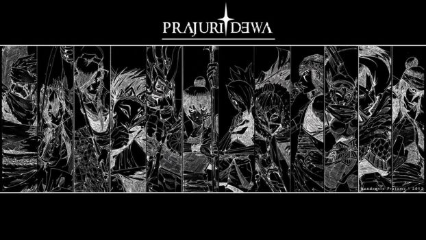 Prajurit Dewa Wallpaper by HNDRNT26