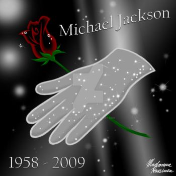 Tribute  - Michael Jackson by ColorfulArtist86
