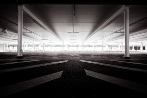 multi-storey car park no.4 by herbstkind