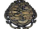 Steampunk Dragon Necklace by CatherinetteRings