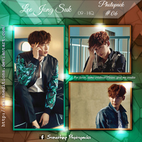 +LEE JONG SUK   Photopack #06 by AsianEditions