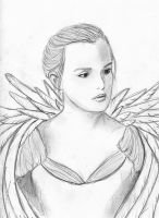 Angel of Love by kvanhee