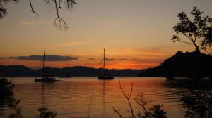 Sunset at Marmaris 4 by Navvyblue