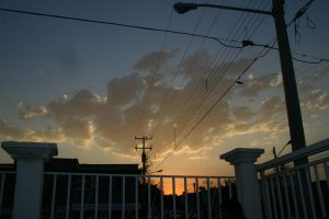 atardecer by pablour026
