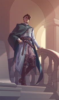 Petyr Baelish by LifelessMech