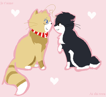 .:Request:. Say I love you. by Ask-Catada