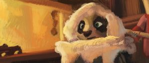 Pause and Paint 4 (Kung Fu Panda 2) Commentary!!!! by vincentsdeviantart