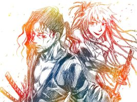 Knights by SilentHill007