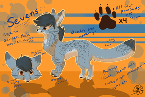 Sevens Reference Sheet by MissAbbeline