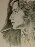 David Krumholtz-Charlie Eppes by papercutgirl90