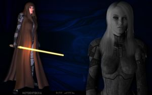 Old Republic Jedi Knight by elerav