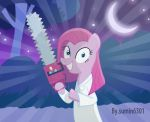 Pinkiemena - Chainsaw by sumin6301