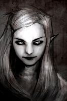 Freaky Elf Thing by TheBoyofCheese