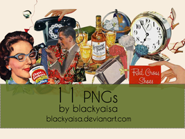 PNG Pack # 04 by blackyaisa