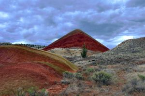 The Red Hill by Tanager