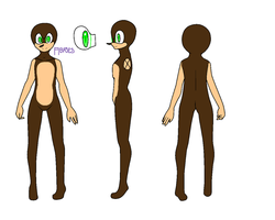 Reference Sheet: Male Mobian: Sonic. by Amies-Bases