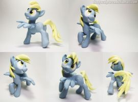 Derpy Hooves by dustysculptures