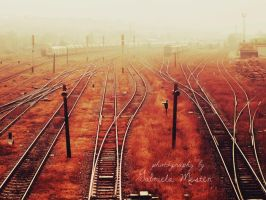runaway trains by leelloor