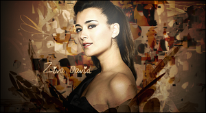 Signature: Ziva David SOTW by HappyFaceStar