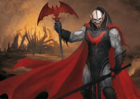 Hordak by Odinoir