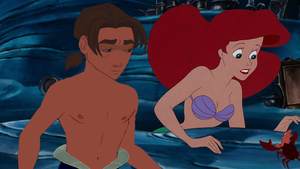 Jim and Ariel: If Her Father Knew About This by AleahDani