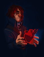 THE HEART by AgentDax