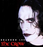 the crow face by assassin-10