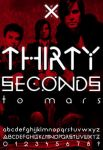 Thirty Seconds to Mars by m-schneider