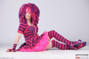 Cheshire Cat by L3xil3in