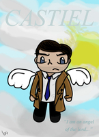 Cas Quote Card by ThePlatypusNimrod