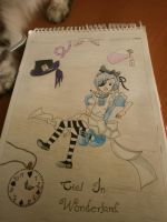 Ciel In Wonderland by PhantomhivePowah
