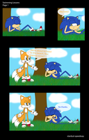 Swimming Lessons: 01 by Stardust-Speedway