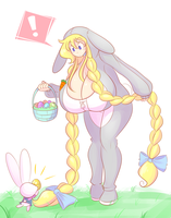 Egg Hunt by theycallhimcake
