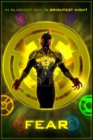 The Lantern Corps - Sinestro Corps by KPants