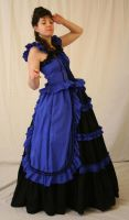 The Victorian Lady 6 by MajesticStock