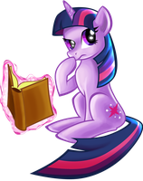 Twilight Sparkle by shadow-rhapsody