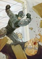 Robocop by gaudi3000