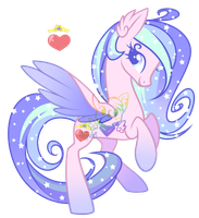 Offer to Adopt: Pastel Pony -CLOSED- by Jojuki-chan
