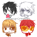 Wammy's Kids by Teacup-creations