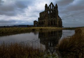 Whitby Abbey by Beckyy-x