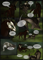 Comic Collab by Silvadruid