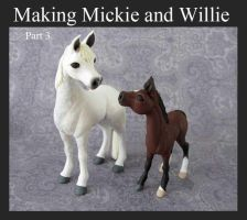 Making Mickie and Willie Part 3 by DragonsAndBeasties