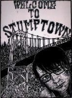 Welcome to Stumptown by Jos-h