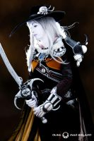 Vampire Hunter D by crispychickencosplay