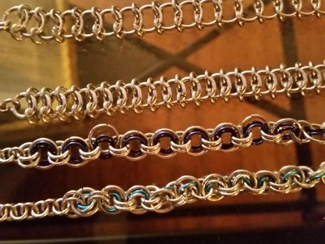 My chainmaille by RenaRouchon