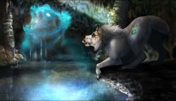 Finding Yourself- RoD by Luna-puppy