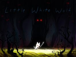 Little White Wolf... by FionaHsieh