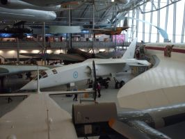 Airspace TSR-2 and others by SindreAHN